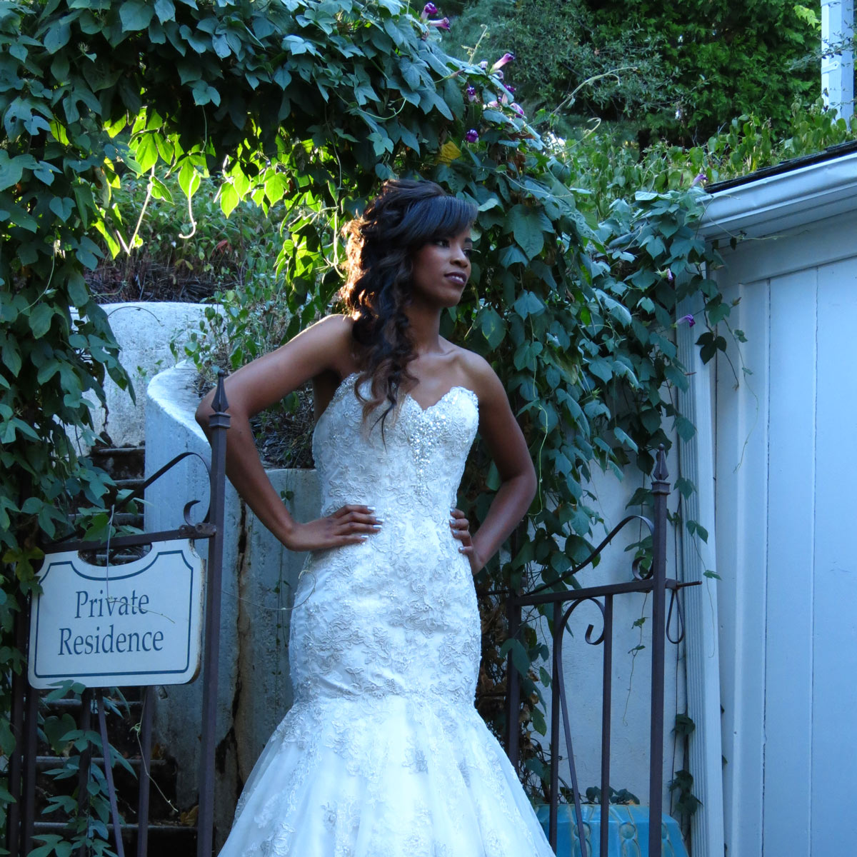 Behind the Scenes at a Sacramento Bride and Groom Fashion Photo ...