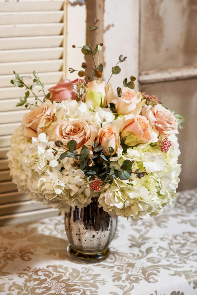 Wedding Floral Designs by Beautiful by Nature