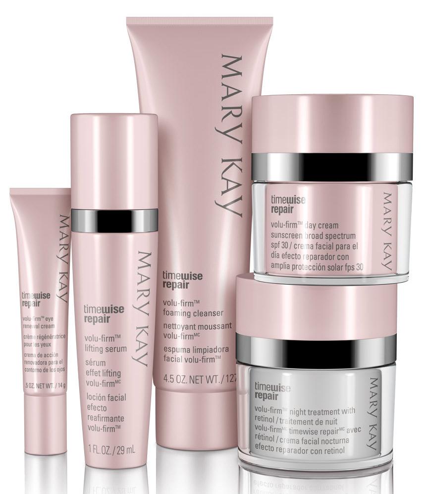Mary Kay Cosmetics TimeWise Repair Volu Firm Set