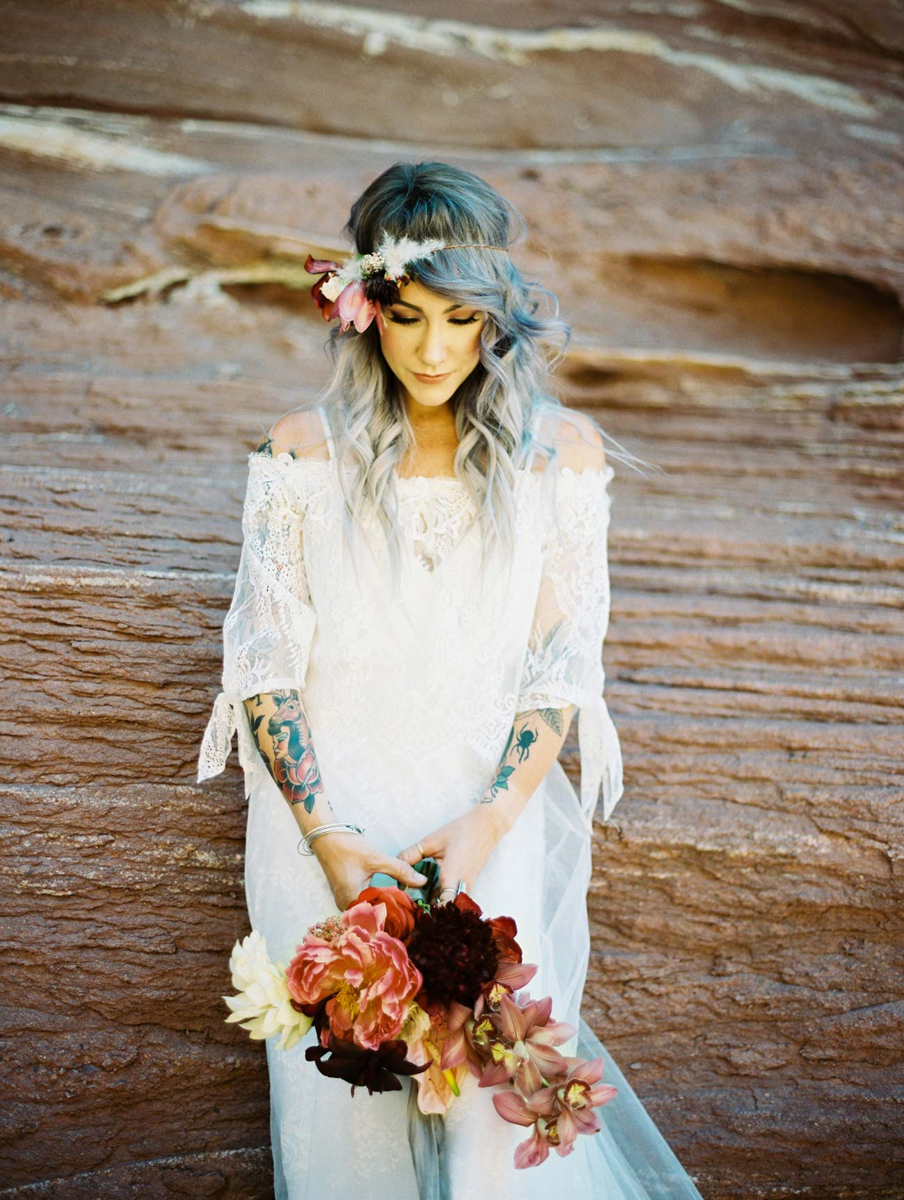 Wilderly Bride 2018 Spring Collection
