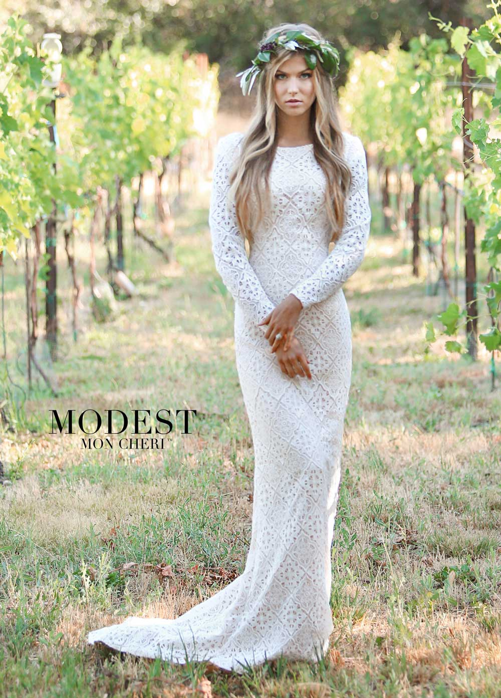 Modest by Mon Cheri • Bridal Gowns • Sacramento Bride & Groom